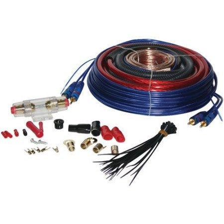 Pyle PLAM40 4-Gauge Amplifier Installation Kit - Shopatronics