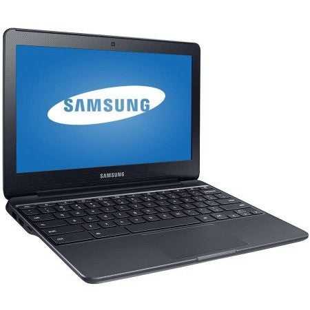 "Samsung Metallic Black 11.6"" XE500C13-K02US Chromebook 3 PC with Intel Celeron N3050 Processor, 4GB Memory, 16GB eMMC Drive and Chrome OS - Shopatronics - One Stop Shop. Find the Best Selling Products Online Today"