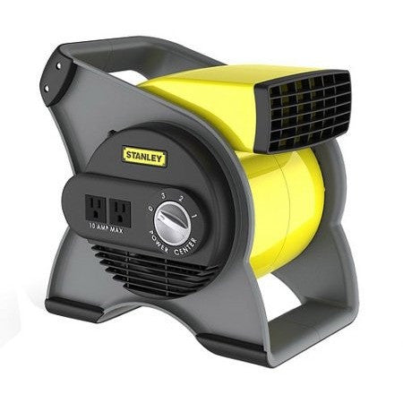 Stanley Pivoting Utility Fan #655704 - Shopatronics - One Stop Shop. Find the Best Selling Products Online Today