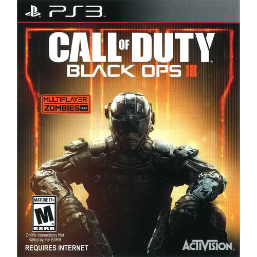 Call of Duty Black Ops III (PS3) - Shopatronics - One Stop Shop. Find the Best Selling Products Online Today