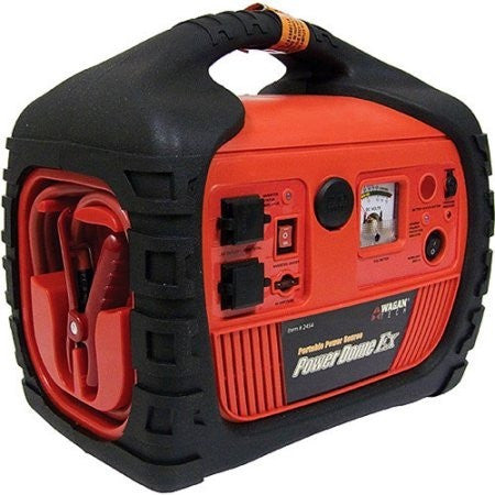 Wagan 400-Watt Power Dome EX Jumpstarter - Shopatronics