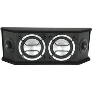 "Scosche Full Range Speaker System with Two 6.5"" Woofers - Shopatronics"
