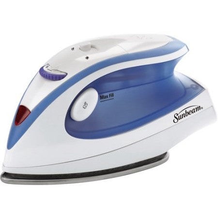 Sunbeam Travel Iron, GCSBTR-100-000 - Shopatronics