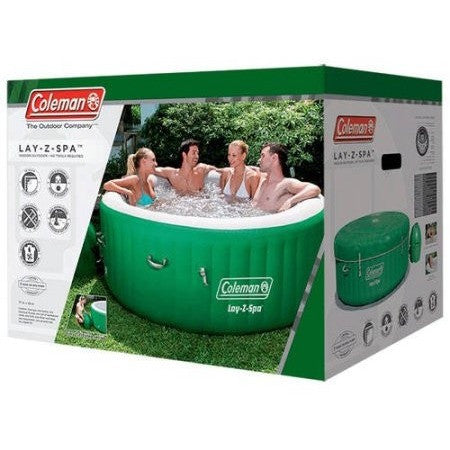 Coleman Lay-Z Massage Portable Spa for 4-6 People - Shopatronics - One Stop Shop. Find the Best Selling Products Online Today