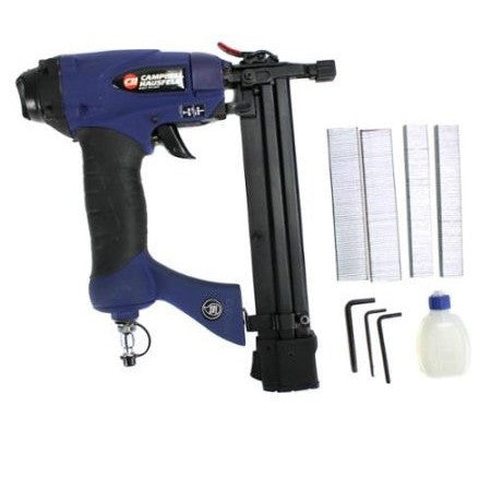 Campbell Hausfeld CHG00100AV 1-1/4 Brad Nailer/Stapler 2-In-1 Kit w/Case [Refurbished] - Shopatronics - One Stop Shop. Find the Best Selling Products Online Today