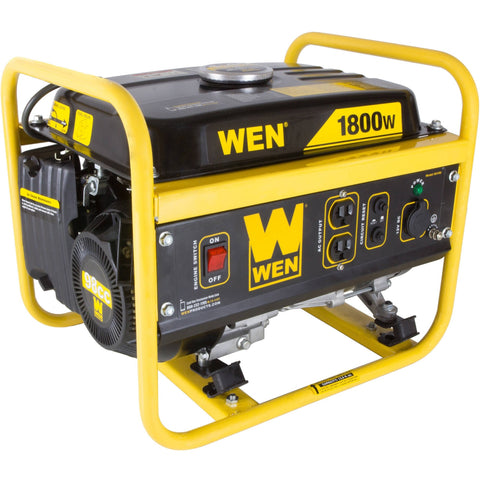 WEN 1800-Watt Generator, CARB Compliant - Shopatronics - One Stop Shop. Find the Best Selling Products Online Today