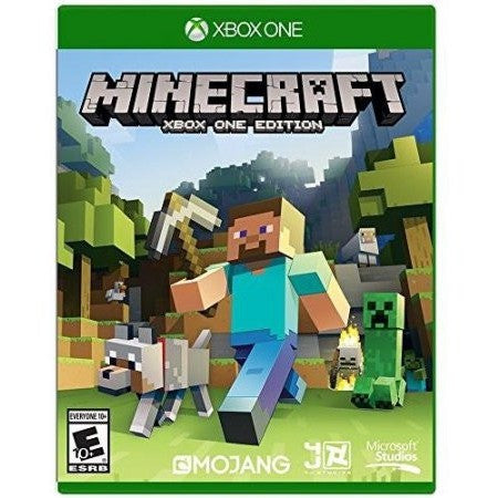 Microsoft Minecraft Xbox One Edition - Action/adventure Game - Blu-ray Disc - Xbox One - English (44z-00001) - Shopatronics