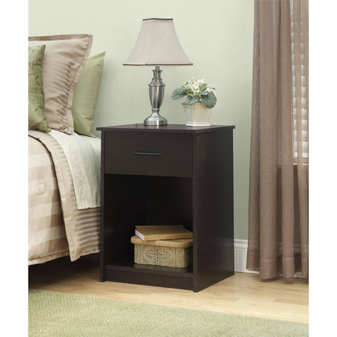 Mainstays Nightstand/End Table, Multiple Finishes - Shopatronics - One Stop Shop. Find the Best Selling Products Online Today