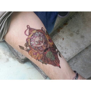 beautiful Cute Sexy Body Art Beauty Makeup Cool Owl Waterproof Temporary Tattoo Stickers for Girls and Man - Shopatronics - One Stop Shop. Find the Best Selling Products Online Today