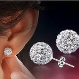 Women crystal fashion stud earing - Shopatronics - One Stop Shop. Find the Best Selling Products Online Today