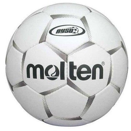 Molten Camp and Recreational PF-160AYSO Soccer Ball Ball Size: Size 5 - Shopatronics