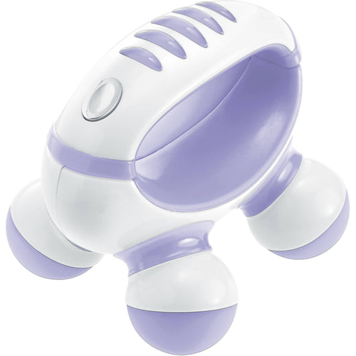 HoMedics Thera-P Handheld Personal Mini Massager, Color May Vary - Shopatronics
