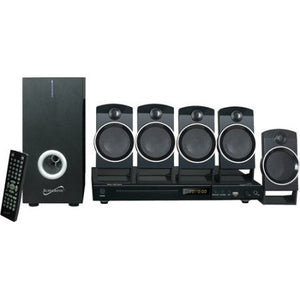 Supersonic 5.1-Channel Surround Sound System - Shopatronics