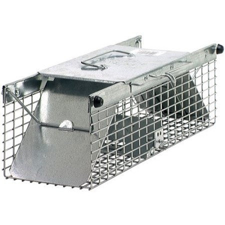 Havahart Small 2-Door Live Animal Trap - Shopatronics