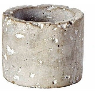 "3"" x 2.5"" Cement Round Pot, Pack of 6 - Shopatronics - One Stop Shop. Find the Best Selling Products Online Today"