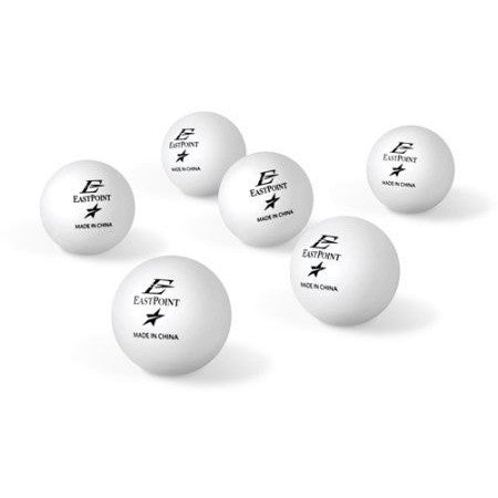EastPoint Sports 40mm 1 Star White Table Tennis Balls - Shopatronics - One Stop Shop. Find the Best Selling Products Online Today
