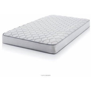 Linenspa 6-inch Innerspring Mattress-In-a-Box, Twin - Shopatronics