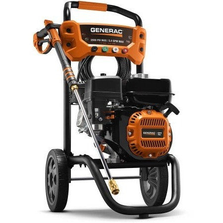 Generac 2500 PSI 2.4 GPM Pressure Washer - Shopatronics - One Stop Shop. Find the Best Selling Products Online Today