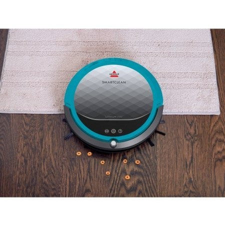 BISSELL SmartClean Lithium Ion Robotic Vacuum, Up to 80-Minute Run Time, 1605 - Shopatronics - One Stop Shop. Find the Best Selling Products Online Today