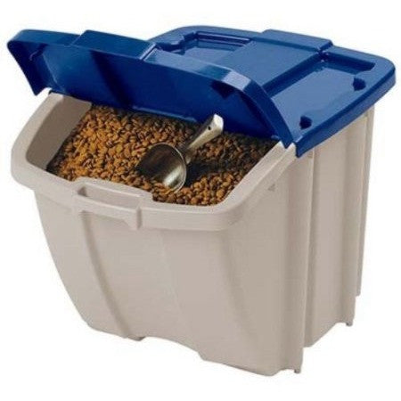 Suncast 72 Quart Food Storage Bin - Shopatronics