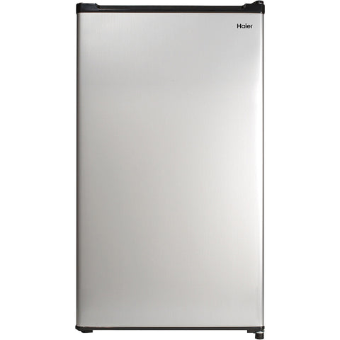 Haier 2.7 cu ft Refrigerator, Virtual Steel - Shopatronics - One Stop Shop. Find the Best Selling Products Online Today