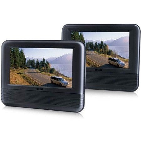"RCA 7"" Dual Screen DVD Player - Shopatronics - One Stop Shop. Find the Best Selling Products Online Today"
