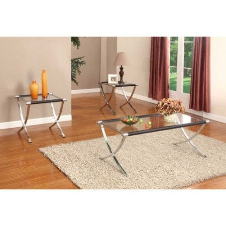 InRoom Designs Coffee Table Set - Shopatronics