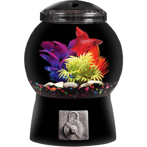 Aquaculture 1.5 gal Gumball Aquarium Kit - Shopatronics - One Stop Shop. Find the Best Selling Products Online Today