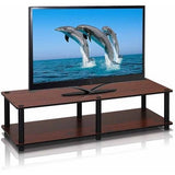 Just No-Tools Low Rise Wide TV Stand or Play Table, Multiple Colors - Shopatronics