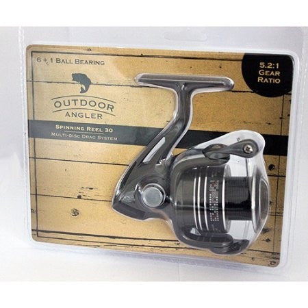Outdoor Angler Spinning Reel 30 - Shopatronics - One Stop Shop. Find the Best Selling Products Online Today