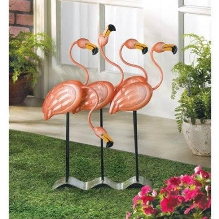 Zingz and Thingz Flock O' Flamingos Decor - Shopatronics - One Stop Shop. Find the Best Selling Products Online Today
