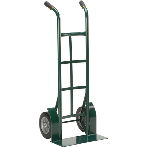 Harper Super Steel 1000 lb Capacity Flat-Free Heavy Duty Dual Handle Hand Truck - Shopatronics - One Stop Shop. Find the Best Selling Products Online Today