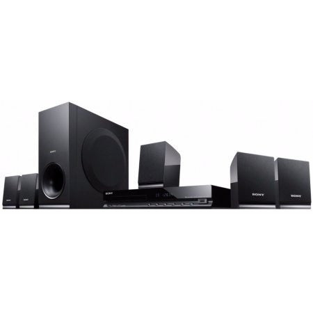 Sony DAV-TZ140 5.1 CH Home Theater Surround Sound System with DVD Player - Shopatronics
