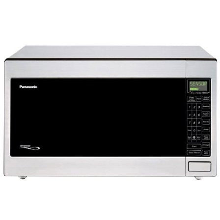 Panasonic 2.2-Cu. Ft. 1250-Watt Microwave Oven, Stainless - Shopatronics