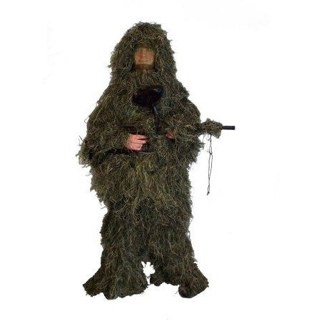 New Ghillie Suit XL/XXL Camo Woodland Camouflage Forest Hunting 4-Piece + Bag - Shopatronics - One Stop Shop. Find the Best Selling Products Online Today