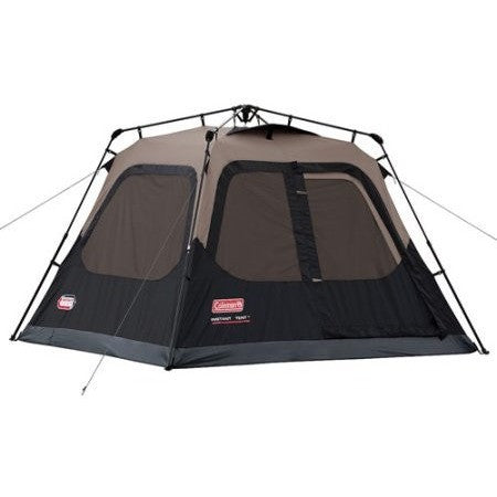Coleman Instant Set-Up 4-Person Tent, 8' x 7' - Shopatronics - One Stop Shop. Find the Best Selling Products Online Today