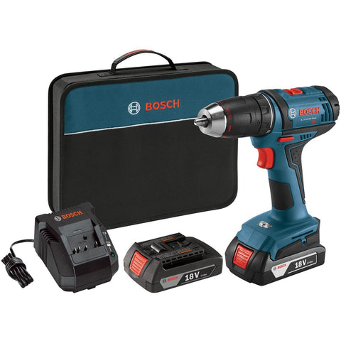"Bosch DDB181-02 1/2"" 18V Compact Tough Drill/Driver - Shopatronics - One Stop Shop. Find the Best Selling Products Online Today"