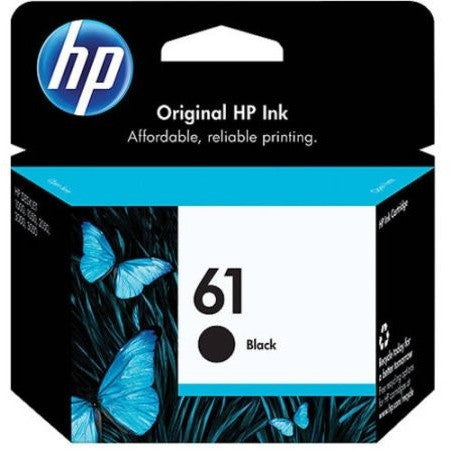 HP 61 Black Original Ink Cartridge (CH561WN) - Shopatronics - One Stop Shop. Find the Best Selling Products Online Today