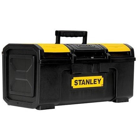 "Stanley 1-Touch Plastic Latch Tool Box, 19"", STST19410 - Shopatronics"