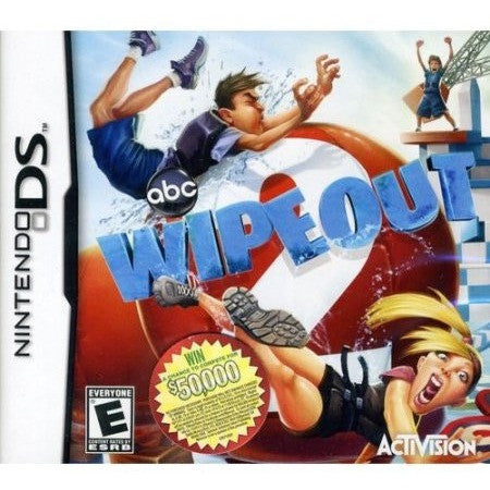 Wipeout 2 (DS) - Shopatronics