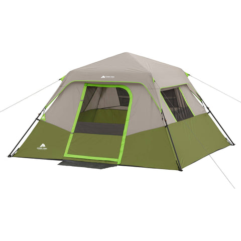 Ozark Trail 6 Person Instant Cabin Tent - Shopatronics