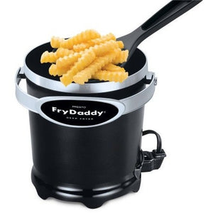 Presto Fry Daddy 4-Cup Electric Deep Fryer - Shopatronics