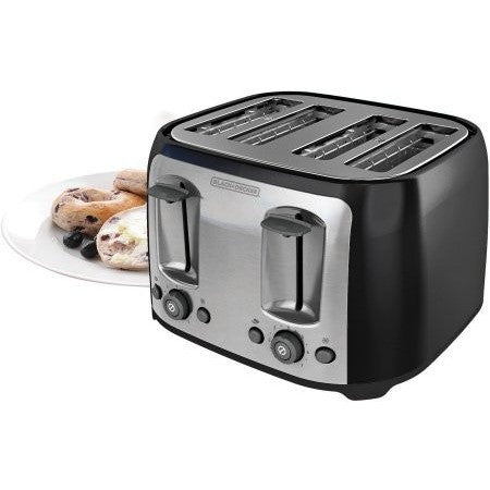 Black & Decker 4-Slice Toaster - Shopatronics - One Stop Shop. Find the Best Selling Products Online Today
