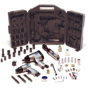 PrimeFit 50-Piece Air Compressor Performance Tool Kit - Shopatronics