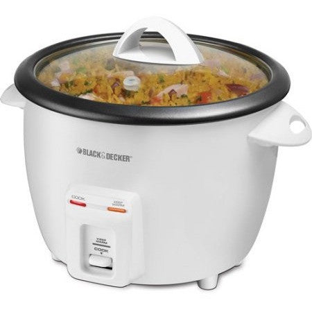 Black & Decker 14-Cup Rice Cooker - Shopatronics - One Stop Shop. Find the Best Selling Products Online Today