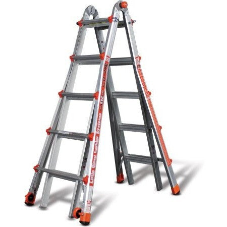 Little Giant Alta One Type 1 Model 22' Ladder - Shopatronics