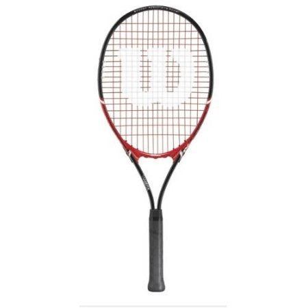 Wilson Fusion XL Adult Recreational Racket, Size 4-3/8
