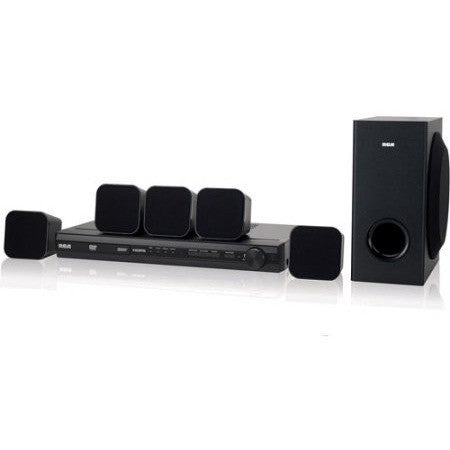 RCA 200W Home Theater System with DVD - Shopatronics