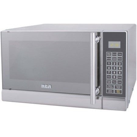 RCA 0.7-cu ft Microwave, Stainless Steel - Shopatronics