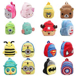 mochila Children's gifts kindergarten boy backpack Plush baby children school bags design kid girls lovely K T plush toy bags - Shopatronics